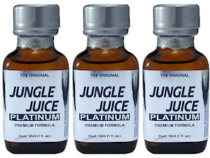 Jungle Juice Platinum 3 Pack